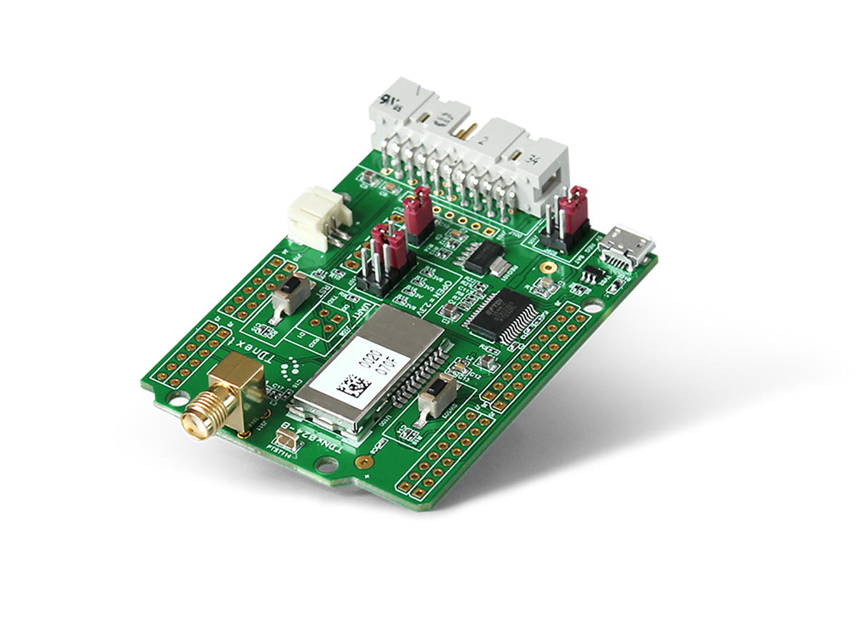 Sigfox Evaluation Board